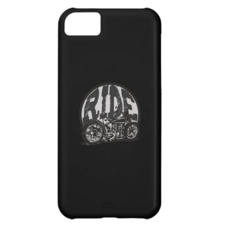 Ride Vintage Motorcycle Case For iPhone 5C