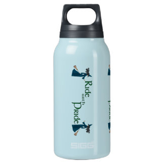 Ride with Pride Insulated Water Bottle