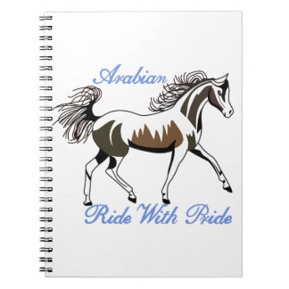 Ride with Pride Notebook