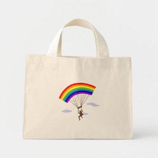 Ride with rainbow Bag