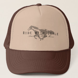 Ride with Style Trucker Hat