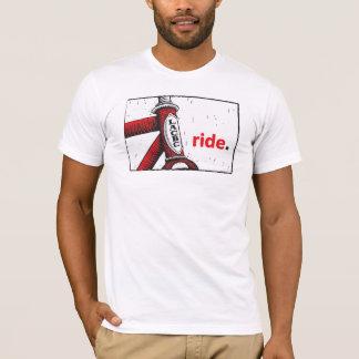 Ride Woodcut T-Shirt
