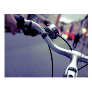 Ride your destiny postcard