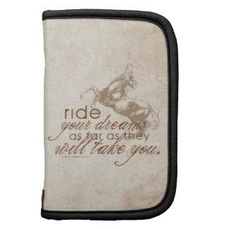 Ride Your Dreams Planner