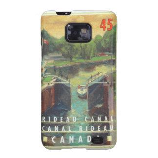Rideau Canal Galaxy SII Case
