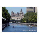 Rideau Canal  Greeting Card