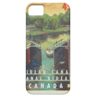 Rideau Canal iPhone 5 Cases