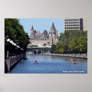 Rideau Canal  Print