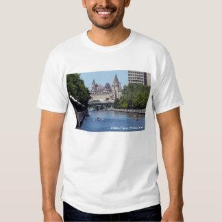 Rideau Canal  T-Shirt