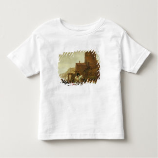 Rider and Bather Toddler T-shirt