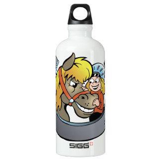 Rider And Horse SIGG Traveler 0.6L Water Bottle