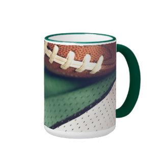 Rider Football Cup Coffee Mugs