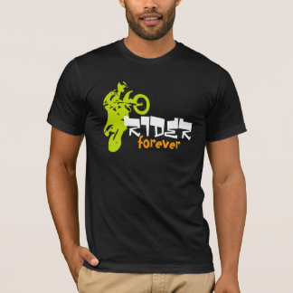 Rider Forever American Apparel T-Shirt