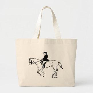 Rider Personalize Beach, Sport Tote  Bag