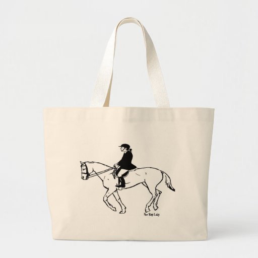 Rider Personalize Beach, Sport Tote  Bag