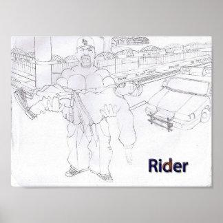 Rider Poster