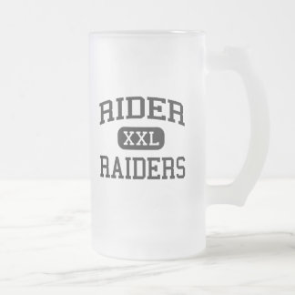 Rider - Raiders - High - Wichita Falls Texas Mugs
