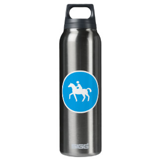 Rider Sign Thermos Bottle