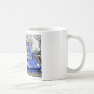 rider, Too Fast, Too Furious Classic White Coffee Mug
