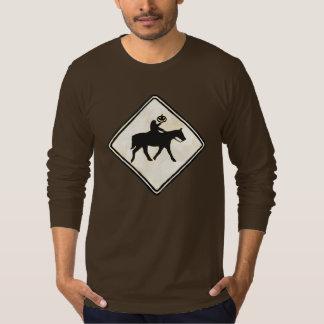 """RIDER XING {A-HEAD}"" T-Shirt"