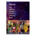 RIDERS IN THE NIGHT LARGE BUSINESS CARDS (Pack OF 100)
