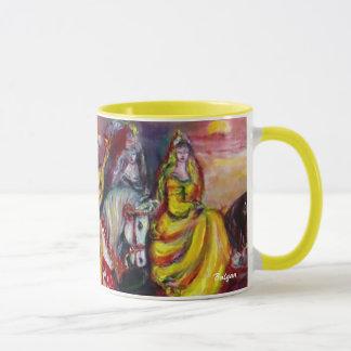 Riders in the Night - Customized Mug