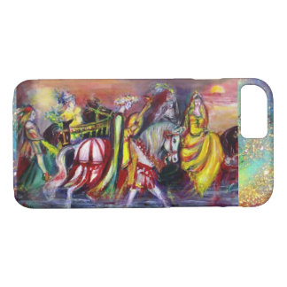 RIDERS IN THE NIGHT iPhone 8/7 CASE