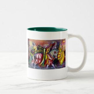 Riders in the Night Mugs