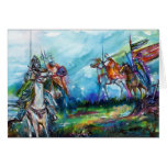 RIDERS IN THE STORM GREETING CARD