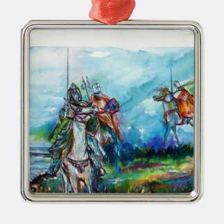 RIDERS IN THE STORM CHRISTMAS ORNAMENTS