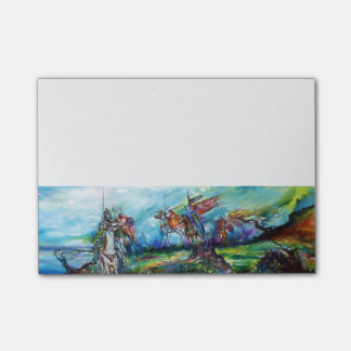 RIDERS IN THE STORM POST-IT NOTES