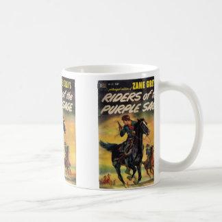 Riders of the Purple Sage Coffee Mug