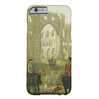 Riders Pausing by the Ruins of Rievaulx Abbey, c.1 Barely There iPhone 6 Case