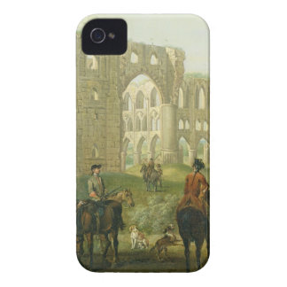 Riders Pausing by the Ruins of Rievaulx Abbey, c.1 Case-Mate iPhone 4 Case