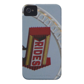 Rides and Roller Coaster Case-Mate iPhone 4 Case
