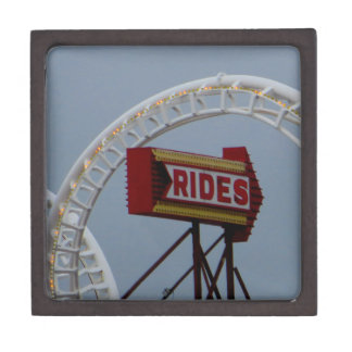 Rides and Roller Coaster Gift Box