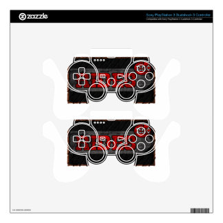 Rides Decal For PS3 Controller