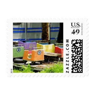 Rides of the Past Stamps