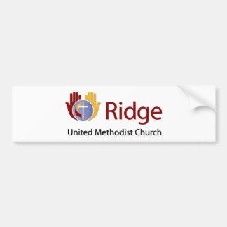 Ridge Bumper Stickers