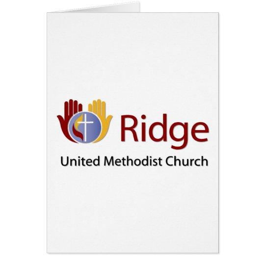 Ridge Card