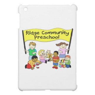 Ridge Community Preschool iPad Mini Case