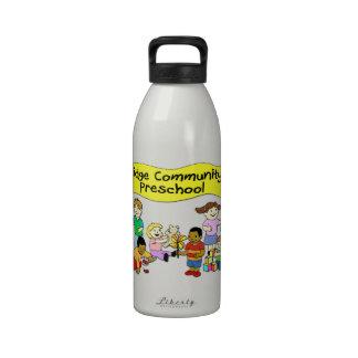 Ridge Community Preschool Water Bottle