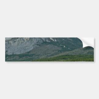 Ridge desnudo pegatina de parachoque