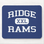 Ridge - Rams - Junior High School - Mentor Ohio Mouse Pad
