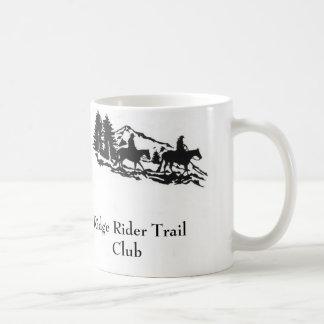Ridge Rider Trail Club Mug