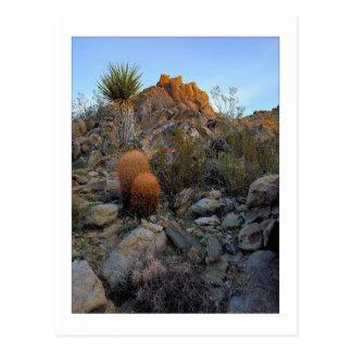 """""""Ridge Route Colors"""" Postcard"""