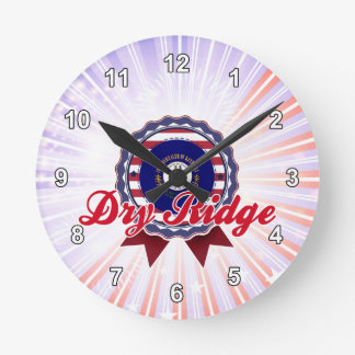 Ridge seco, KY Relojes