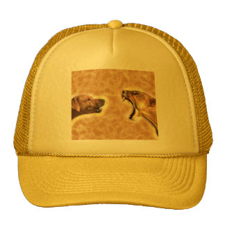 Ridgeback and Lioness Mesh Hats