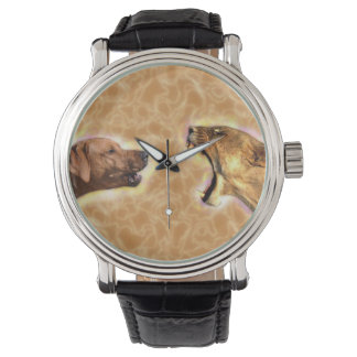 Ridgeback and Lioness Watches