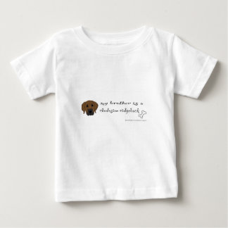 ridgeback - more breeds baby T-Shirt